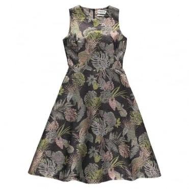 Noun Sleeveless Dress