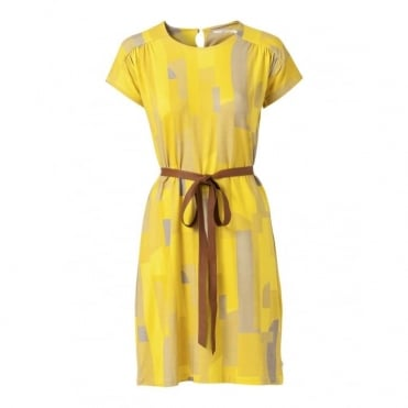 Dacey Belted Dress