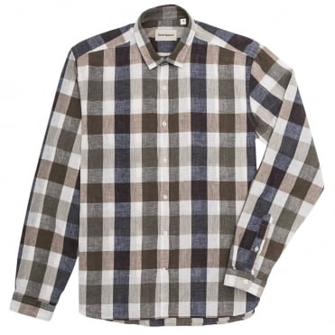 Edson Multi Check L/S Shirt