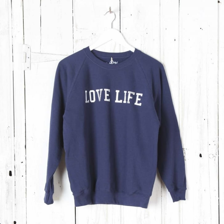 ON THE RISE Love Life Sweater