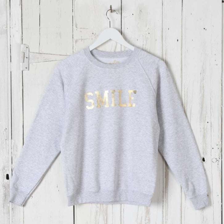 ON THE RISE Smile Sweater