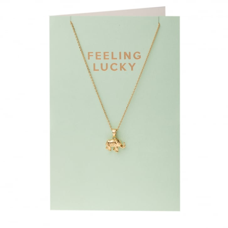 ORELIA Feeling Lucky Elephant Gift Card