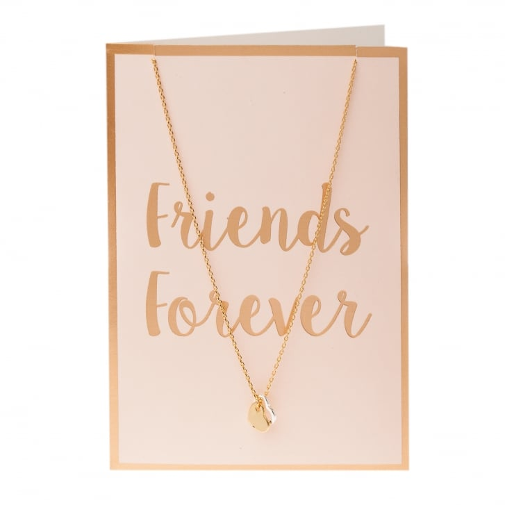 ORELIA Friends Forever Heart Gift Card