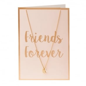 Friends Forever Heart Gift Card