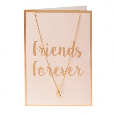 Friends Forever Heart Gift Card