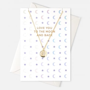 To The Moon And Back Gift Card