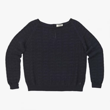 Crochet Long Sleeve Jumper