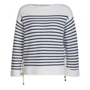 Heavy Knit Stripe Jumper