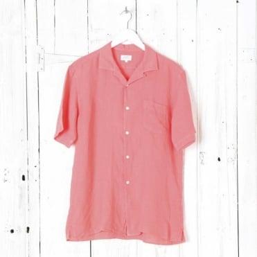 Palm Pat Short Sleeved Shirt