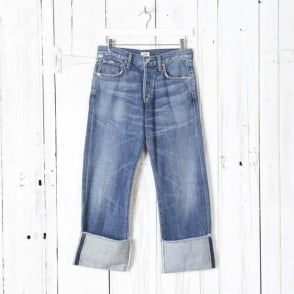 Parker Relaxed Cuff Crop