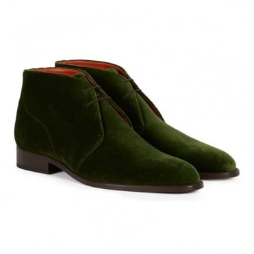 Chuka Boot - Suede Boot