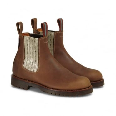 Oscar Leather Boot