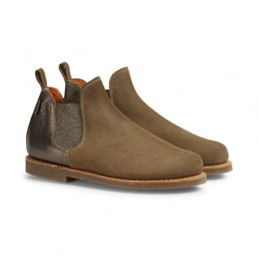 Safari Patchwork Boot