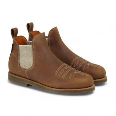 Safari Salva Tan Boot