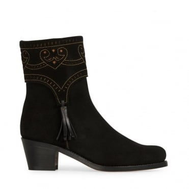 Victor Feria Boot in Black