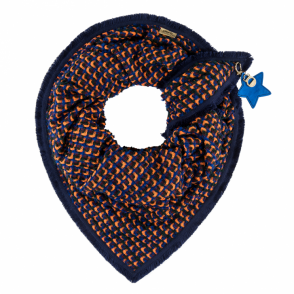 Premium Palace Orange Scarf
