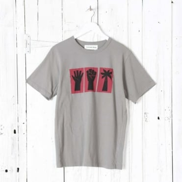 Print Tee in Jersey Cotton