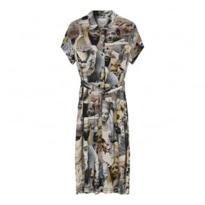 Profiles Viscose Dress