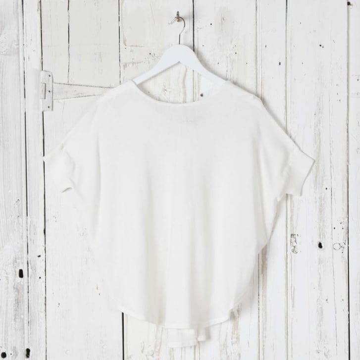 OUI Pullover Short Sleeve Jumper