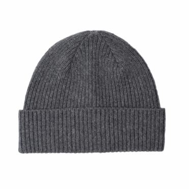 Barra Hat in Charcoal