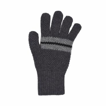 Tuck Gloves in Grey