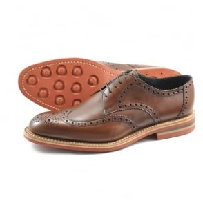 Redgrave Leather Brogue