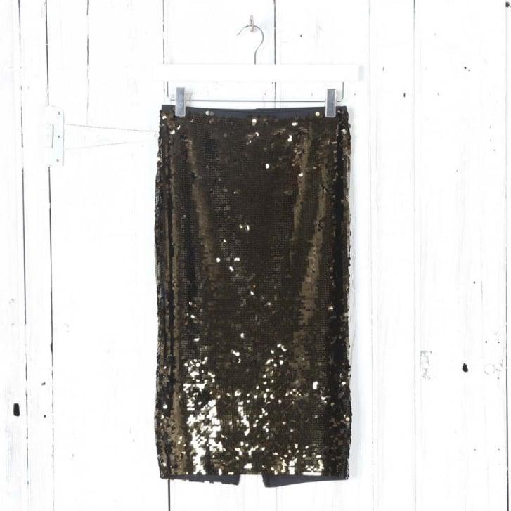 Rita Sequin Skirt