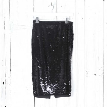 Rita Sequin Skirt