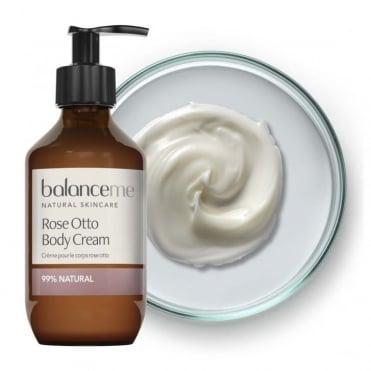 Rose Otto Body Cream