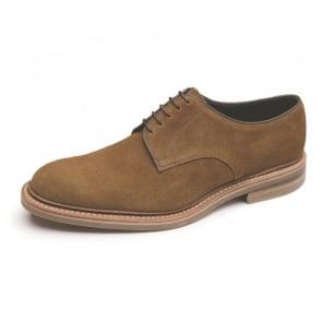 Rowe Suede Derby Shoe