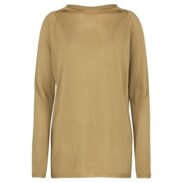 Faina Sweater in Gold