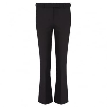 Fatina Long Pants in Black