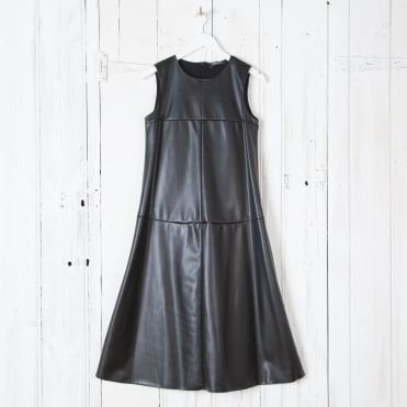 Song Jersey Dress in Black