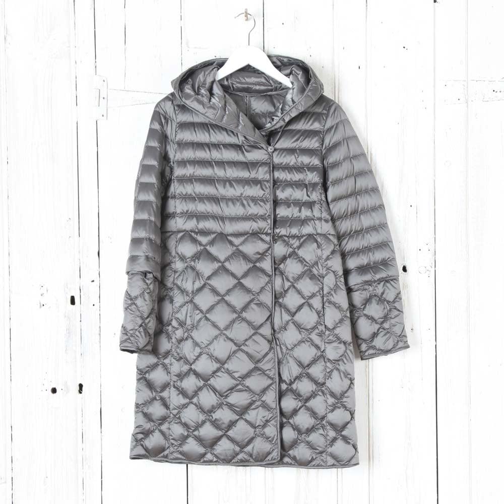 S Max Mara Tref Packable Quilted Coat | Collen & Clare : max mara quilted jacket - Adamdwight.com