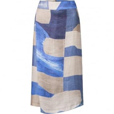 Sabeen Folded Skirt