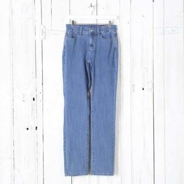 Samantha Slim Straight Jean