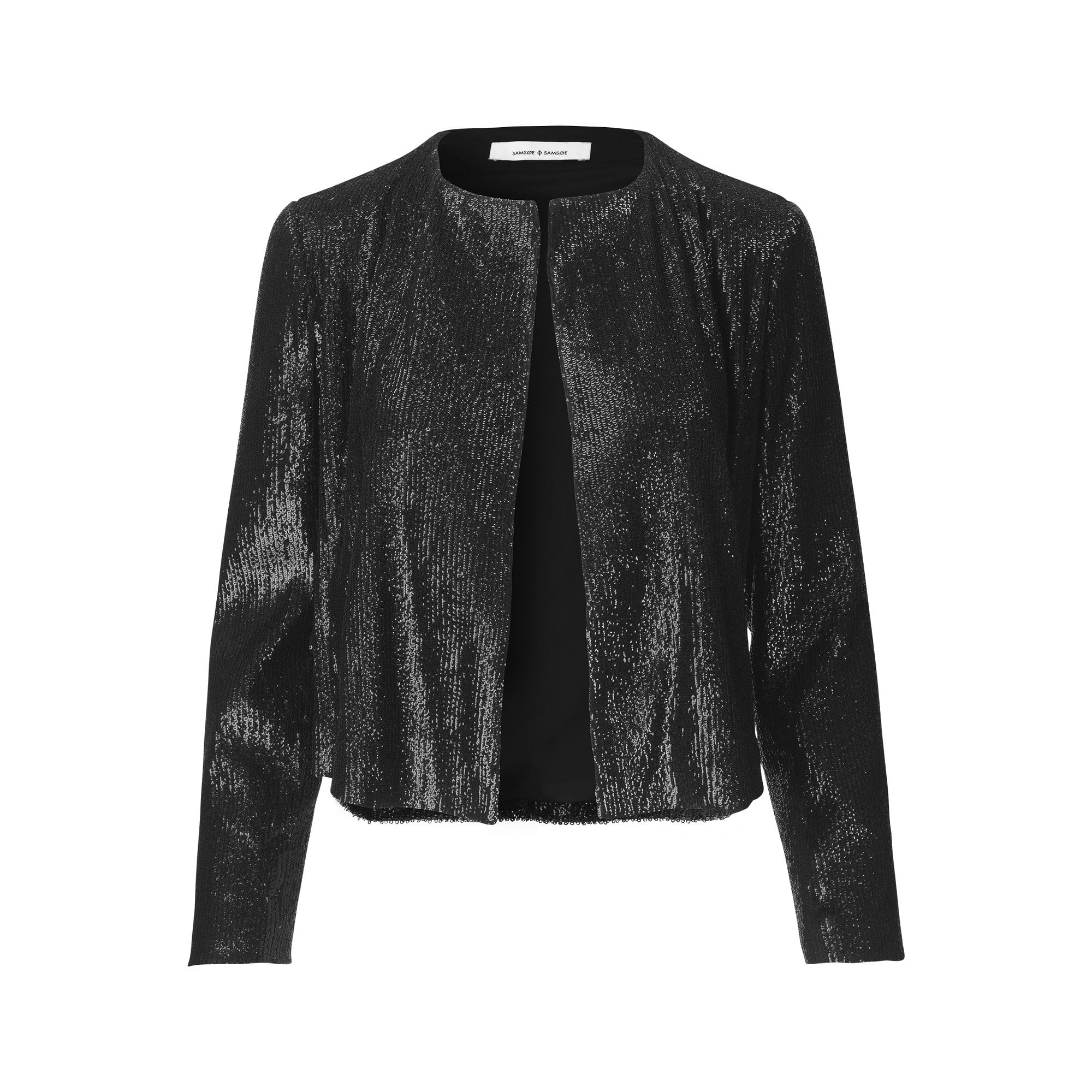 f07464382ee Lucia Blazer in Black | Collen & Clare