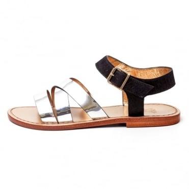 Palenque Cross Strap Sandal