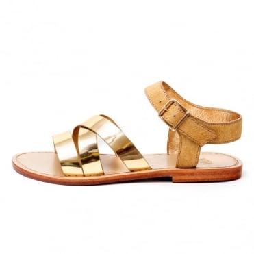 Puca Cross Strap Sandal