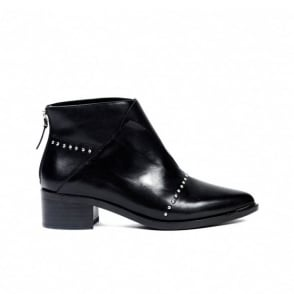 Clarity Black Boots