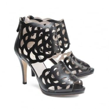 Inspire Nappa Heel Shoe