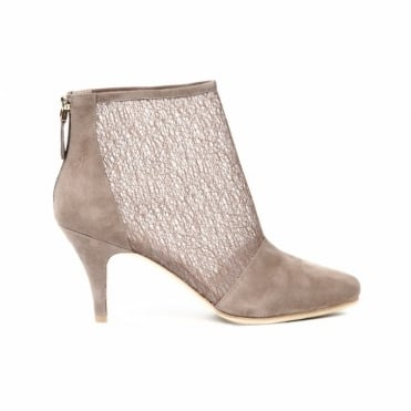 Tangle Brown Suede Boot