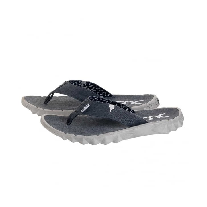 DUDE Sava Canvas Flip Flop