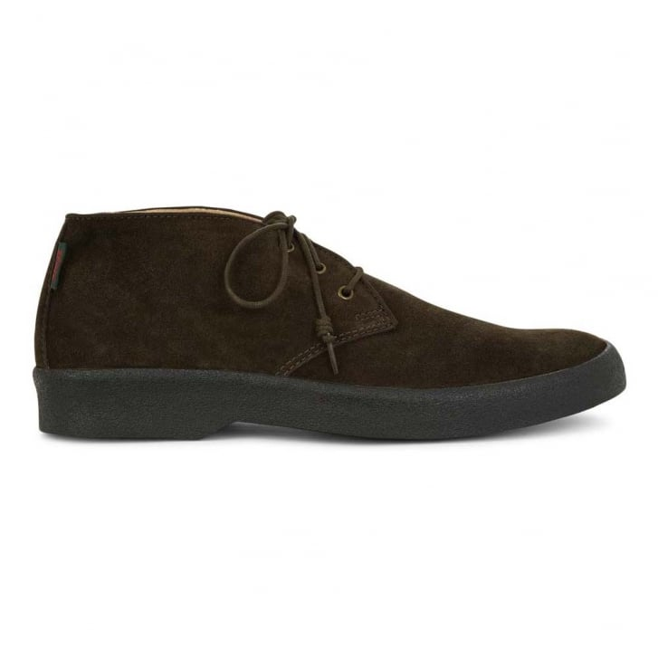 GH BASS Scholar Stanford Mid Suede Shoe