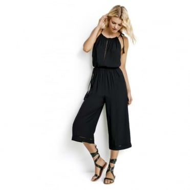 Casablanca Halter Neck Jumpsuit