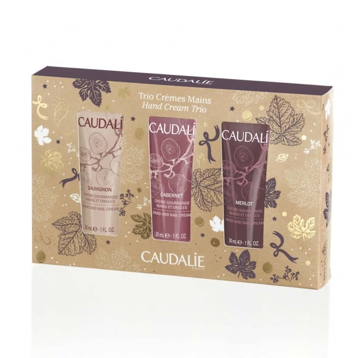 CAUDALIE Seasonal Hand Cream Trio Gift Set