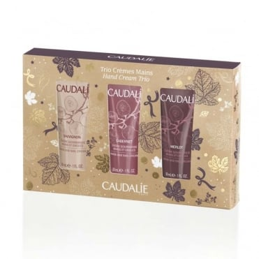 Seasonal Hand Cream Trio Gift Set