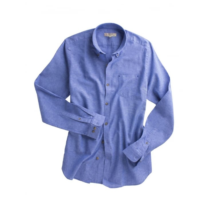 GIBSON Seasonal Linen Shirt
