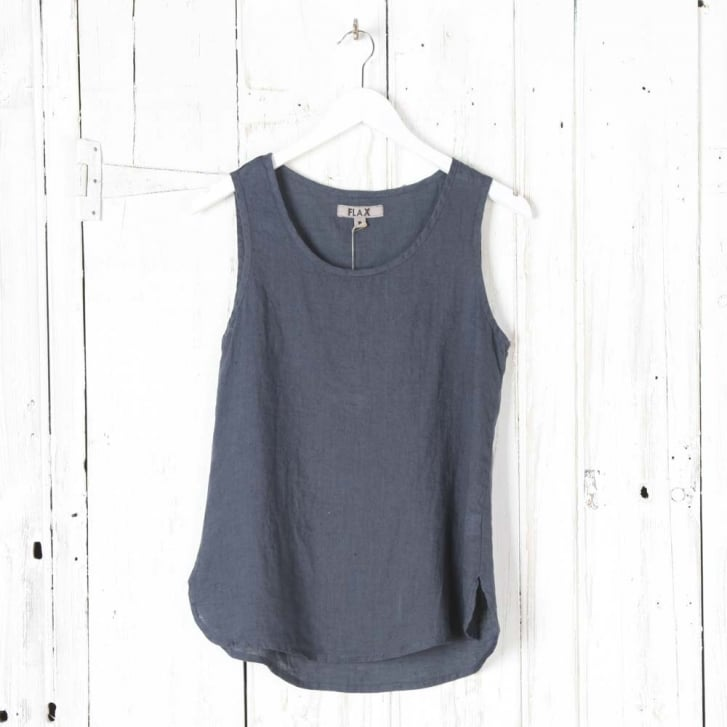 FLAX Select Linen Tank Top