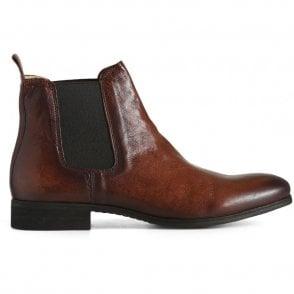 da9c67f9cac Shoe the Bear Dalton Suede Chukka Boot In Dark Brown   Collen & Clare
